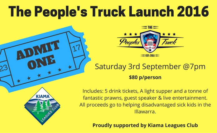 The People's Truck Launch 2016