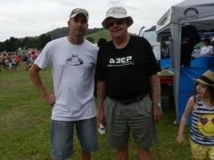 Bill and Derek McMahon