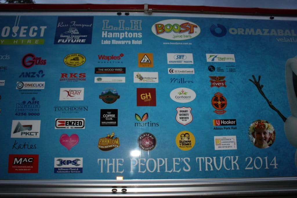 The People's Truck 2014