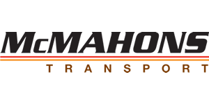 McMahons Transport Logo